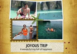 my best trip