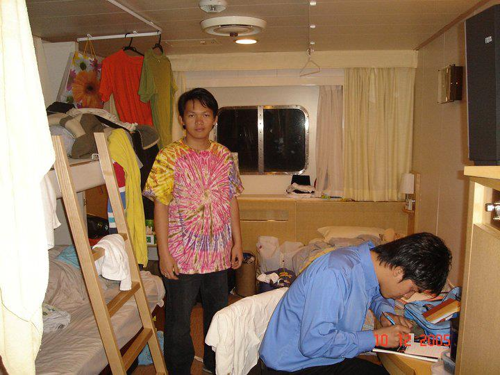 Nippon Maru cabin