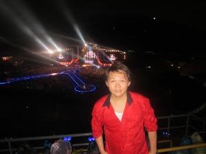 k pop concert